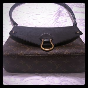 St Michael handbag by Louis Vuitton mogr